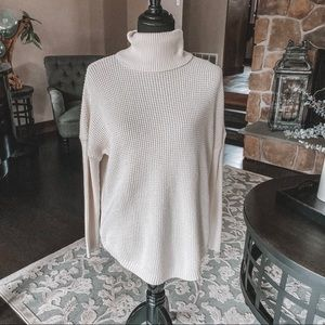 Michael Kors Knit Turtleneck Sweater